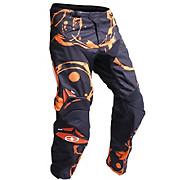 No Fear Rogue Coaster Pants - Black-Orange